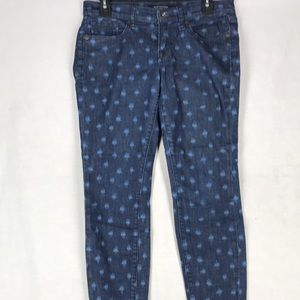 Lucky Brand Charlie skinny jeans size 27 EUC